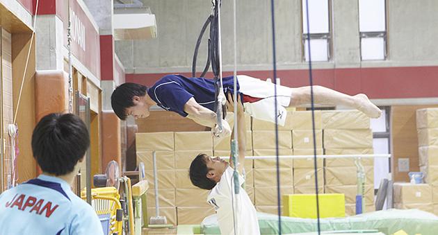 キッズイベント「子どもの夢の叶え方」第12回 田中佑典選手(体操)インタビュー