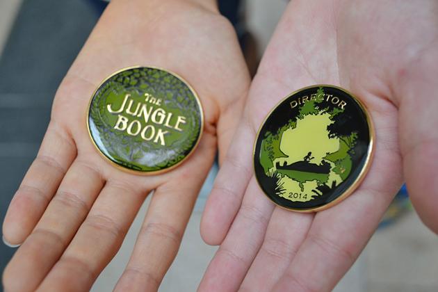 子供記者が映画「ジャングル・ブック」ジョン・ファヴロー監督、主演のニール・セディ君インタビュー!