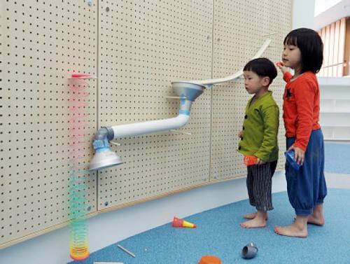 """楽しみながら、子どものハテナをみんなで育む「""""おや?""""っこひろば」(日本科学未来館)"""