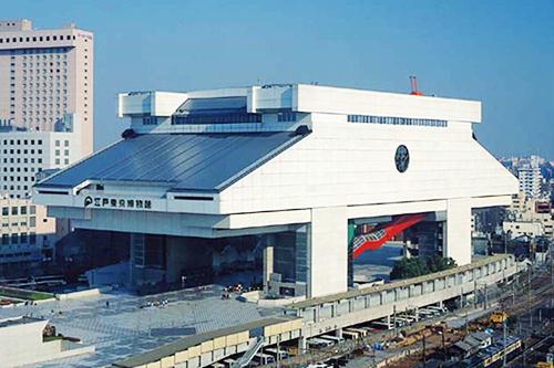 江戸の歴史遺産を守り、未来の東京を考える「江戸東京博物館」