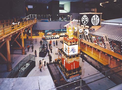 江戸の歴史遺産を守り、未来の東京を考え「江戸東京博物館」