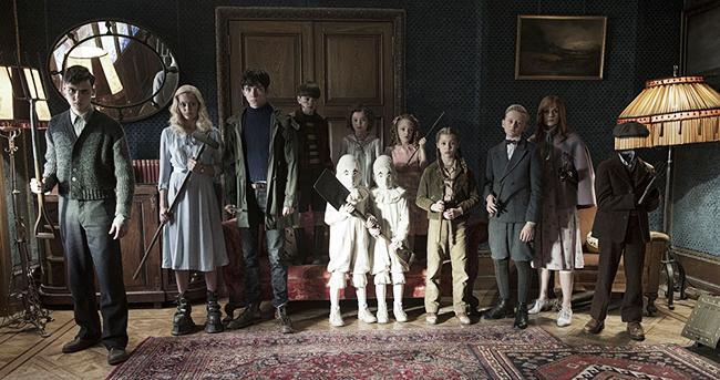 ティム・バートン監督最新作「ミス・ペレグリンと奇妙なこどもたち」が2017年2月3日(金)全国ロードショー!