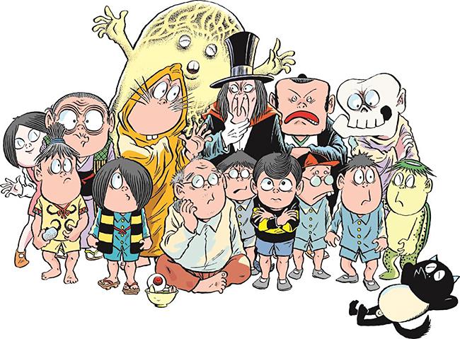「ゲゲゲの鬼太郎」の「水木しげる ゲゲゲの人生展」が松屋銀座で開催!