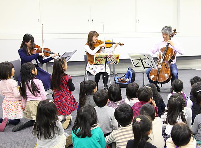 子どもといっしょにクラシック~ 子育て支援コンサート『ぴっぽのたび』