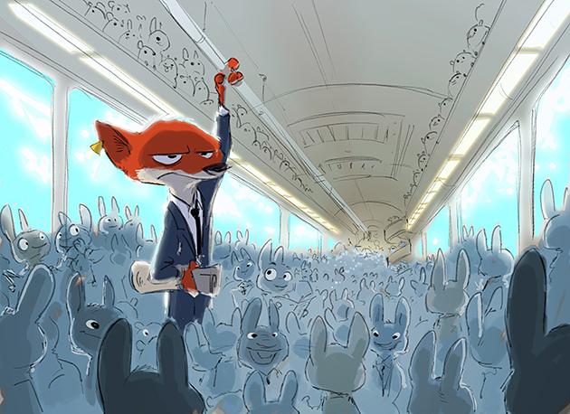 20170408_event_desney_art_04ディズニー・アニメーション約90年にわたる活動を一堂に展示!企画展「ディズニー・アート展 いのちを吹き込む魔法」