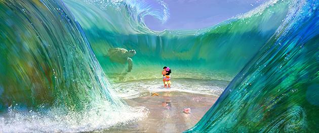 ディズニー・アニメーション約90年にわたる活動を一堂に展示!企画展「ディズニー・アート展 いのちを吹き込む魔法」