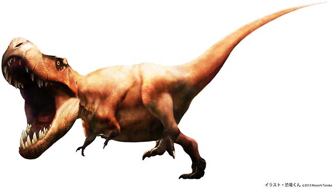 参加者募集中!フジテレビKIDSの「恐竜くんの恐竜学校Vol.2「ティラノサウルス徹底解剖!」
