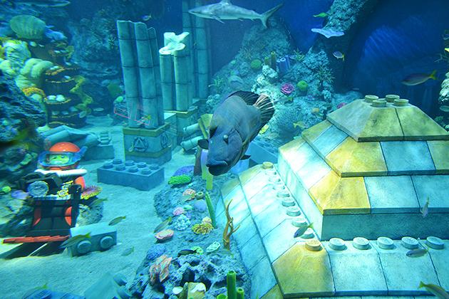 子供たちに大人気! レゴの世界をたっぷり楽しめる「LEGOLAND Japan(レゴランド ジャパン、レゴランド)」が2017年4月1日(土)名古屋にオープン!