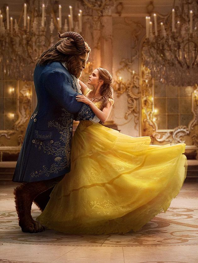 子供にも大人気のディズニープリンセス、親子で観たいエマ・ワトソン主演「美女と野獣」が2017年4月21日(金)全国公開!