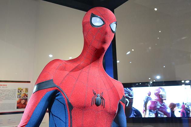 アイアンマンやスパイダーマンなど、子供たちに人気のMARVELヒーロー大集合!「マーベル展 時代が創造したヒーローの世界」に行ってきた!