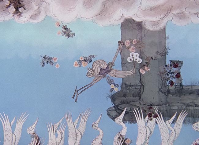 宮崎駿監督も尊敬するロシアのアニメ作家 ユーリー・ノルシュテインの代表作を一挙上映!