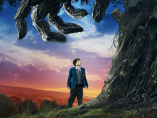 世界中でベストセラーを記録したイギリスの児童文学『A Monster Calls(邦題:怪物はささやく)』の映画化!2017年6月9日(金)全国ロードショー! 怪物はささやく