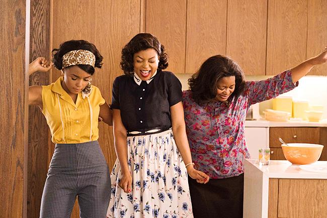 苦難に屈せず奮闘する3人の黒人女性たちに誰もが共感!2017年9月29日(金)全国公開! ドリーム:私たちのアポロ計画