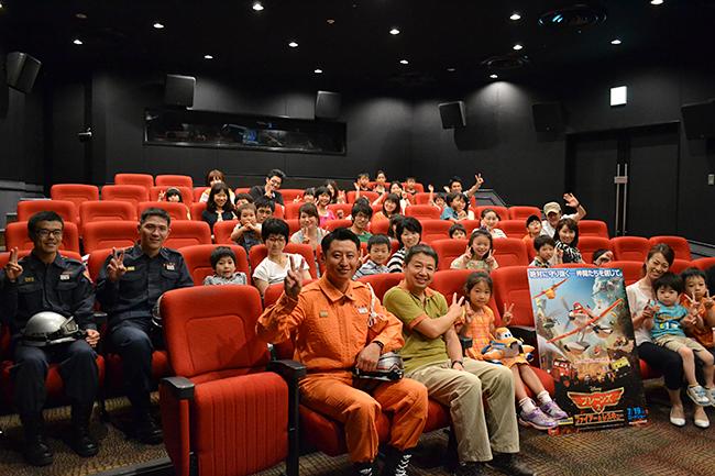 子供たちに大人気!ディズニー映画『プレーンズ2/ファイアー&レスキュー』キッズイベント親子試写会開催!たくさんの親子から『プレーンズ2/ファイアー&レスキュー』の映画の感想!