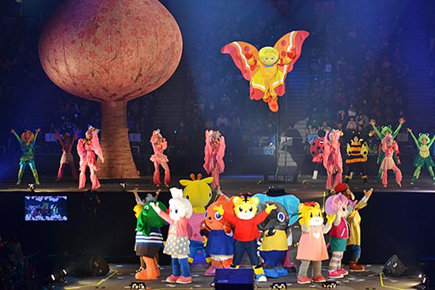 子供たち大喜び!わくわくドキドキがいっぱい!しまじろうコンサート初のスペシャル版!春のわくわく大発見!「しまじろうスペシャルコンサート」開催!