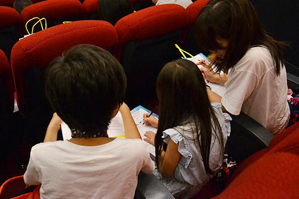 子供におすすめの映画、ディズニー/ピクサー最新作『ファインディング・ドリー』キッズイベント独占親子試写会を開催!子供たちからのたくさんの映画の感想を掲載!