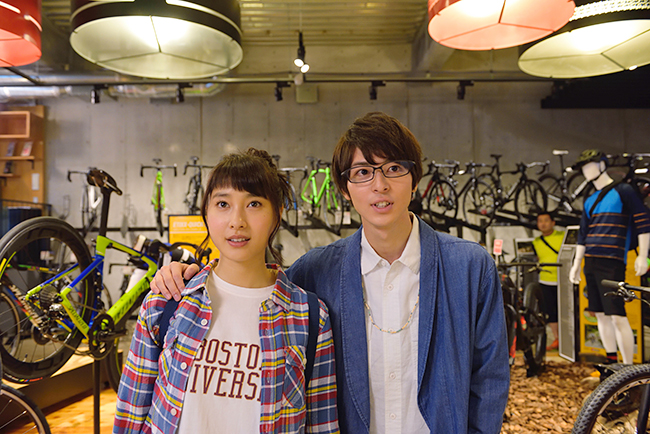 中村航の同名小説の映画化、空飛ぶ青春エンターテインメント「トリガール!」が2017年9月1日(金)全国ロードショー!