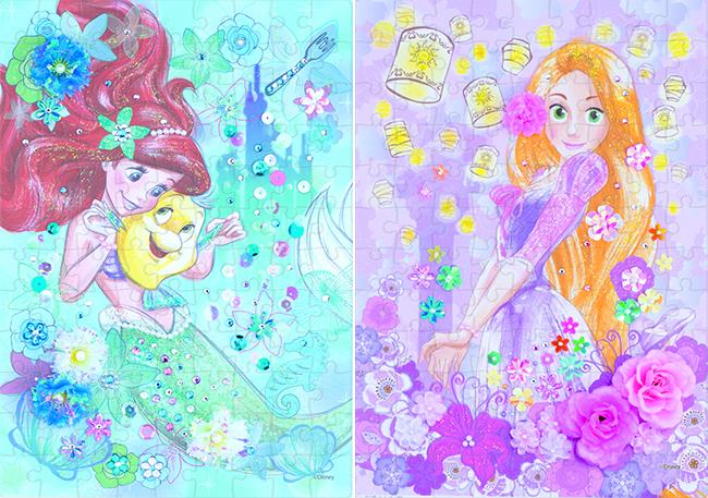 プレゼント!ディズニーキャラクター全13種! 世界初! 子供と一緒に楽しめる、デコレーションできる布のジグソーパズル「Puzzle Decoration(パズルデコレーション)」プレゼント!