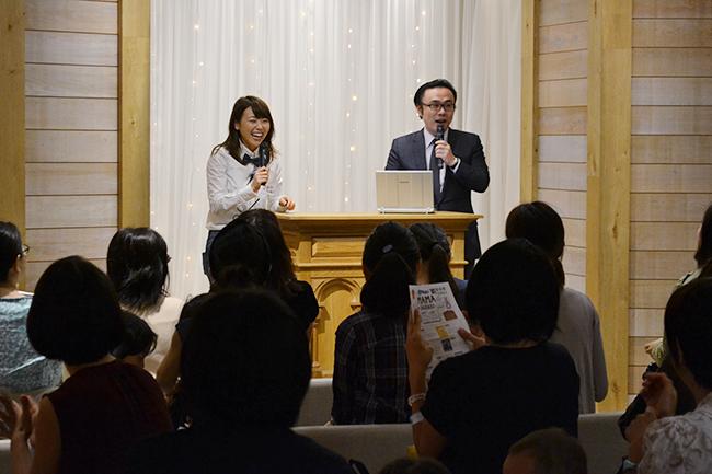 元・ビリギャル 小林さやかさんがつくる、ママを楽しむ学校「渋谷でママ大学」に行ってきた! ビリギャル著者 坪田信貴先生やビリギャル母 ああちゃん、カリスマ保育士てぃ先生のトークショーも!「渋谷でママ大学」の感想、体験レポート!