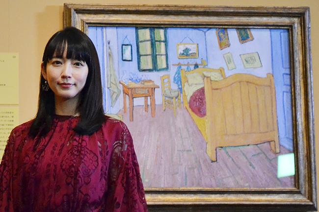 吉岡里帆さん登場! 2018年1月8日(月・祝)まで東京都美術館で開催中!ゴッホの名作『花魁』などジャポニスムを展示「ゴッホ展 巡りゆく日本の夢」に行ってきた!