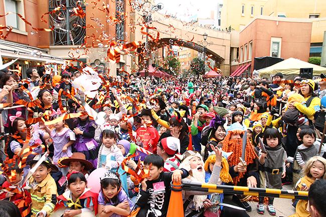 子供たちの仮装パレード「キッズパレード」も!川崎駅一帯がハロウィンパラダイス!2017年10月1日(日)〜31日(火)まで「KAWASAKI Halloween 2017(カワサキ ハロウィン 2017)」が開催!