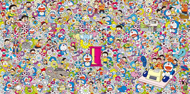 子供はもちろん大人も大好き「ドラえもん」を、日本を代表するアーティストが新たな「ドラえもん」を制作!「THE ドラえもん展 TOKYO 2017」が2017年11月1日(水)〜2018年1月8日(月・祝)まで、六本木ヒルズの森アーツセンターギャラリーで開催!