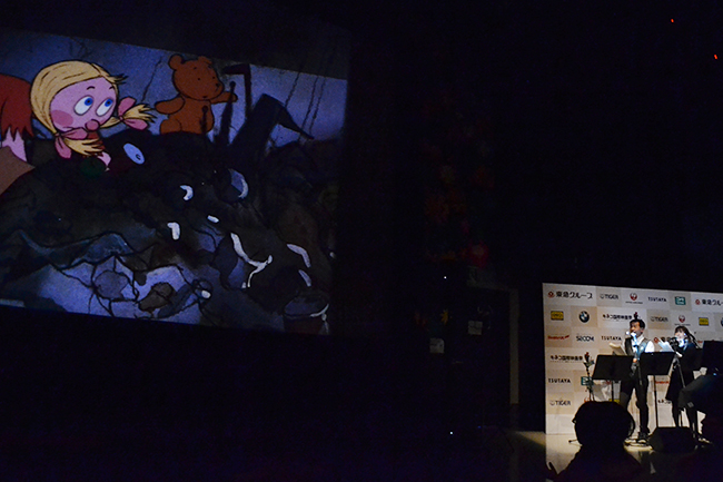 """子供たち大興奮!スペシャル・サポーターの """"だいすけお兄さん"""" も登場!「キネコ国際映画祭2017」オープニング・セレモニーが開催!"""