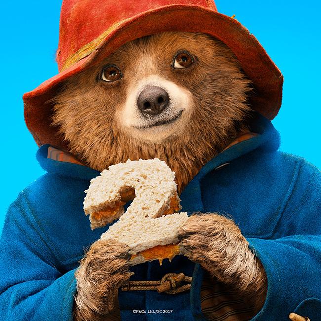 子供たちにも人気の絵本『パディントン』の実写映画の続編『パディントン2』が2018年1月19日(金)全国公開!子供と一緒に映画に行こう!