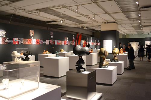 子供も大好きスヌーピーが日本の匠と初コラボ!「SNOOPY JAPANESQUE スヌーピー×日本の匠 展」が開催!アーティストの大谷芳照さんが墨絵アートのパフォーマンスを披露!