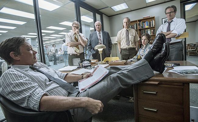 メリル・ストリープ × トム・ハンクスが、スティーヴン・スピルバーグ作品でついに初競演! 本年度アカデミー賞最有力作、2018年3月より全国ロードショー! ペンタゴン・ペーパーズ/最高機密文書
