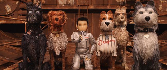 第68回ベルリン国際映画祭 銀熊賞「監督賞」受賞!ウェス・アンダーソン監督最新作!日本が舞台のストップモーション・アニメーション映画『犬ヶ島』の2018年5月25日(金)公開を記念してオリジナルTシャツをプレゼント!