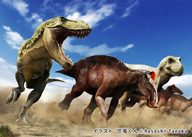 子供たちに大人気!大好評の恐竜学校 第5弾「恐竜道場」で恐竜のイラストを描いたり、立体物をつくろう!