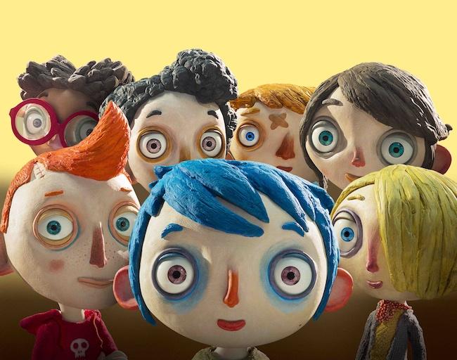 2018年2月10日(土)より全国ロードショー!子供と一緒に観たい映画『ぼくの名前はズッキーニ』。孤児院を舞台にした切なくも心温まる物語。ストップモーション・アニメーションの新たな傑作!