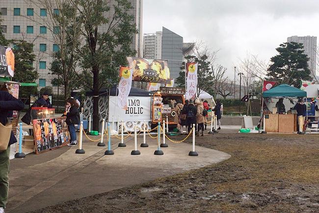 子供も大好き! 焼き芋ファン必食! 2018年2月5日(月)まで品川シーズンテラスで開催!「品川やきいもテラス2018」に行ってきた!