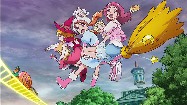 子供たちが大好きプリキュア! 映画プリキュアスーパースターズ!が2018年3月17日(土)全国ロードショー!