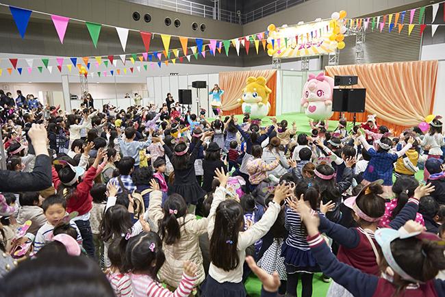 ⼩学⽣以下の子供と保護者はプレイコーナーもワークショップもステージも無料!「ファミリーアニメフェスタ2018」が2018年3月24日(土)・25日(日)に東京ビッグサイトで開催!