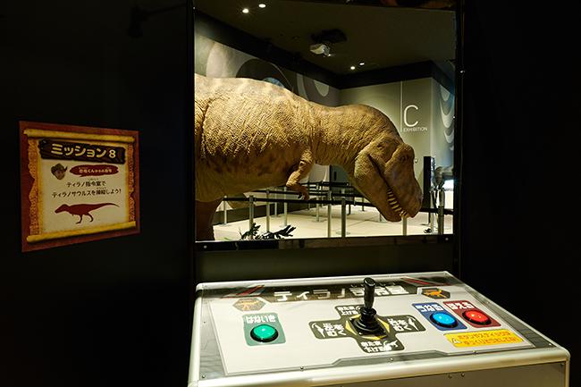「Orbi Yokohama/オービィ横浜」がリニューアルオープン!期間限定で子供たちが大好きな恐竜アトラクション「恐竜ハンターキャンプ」が2018年4月1日(日)〜5月27日(日)まで開催!最新復元版ユタラプトル やティラノサウルスの骨格などを多数展示!恐竜くんも!