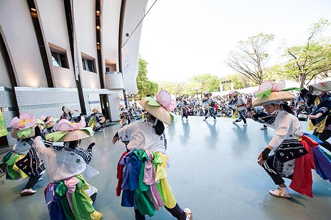 アースライズから50年、大人も子供も地球のことを考えて行動する日、毎年10万人以上が集う日本最大級の地球フェスティバル!「アースデイ東京2018」が、2018年4月21日(土)・22日(日)に 代々木公園 B地区、けやき並木ほかで開催!