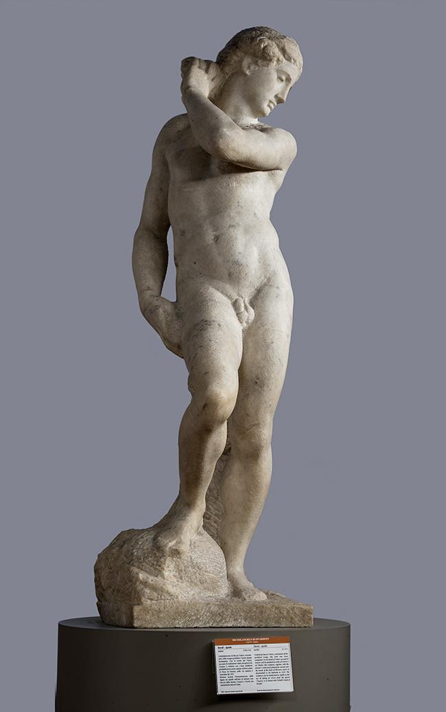 ミケランジェロの傑作《ダヴィデ=アポロ》が初来日!展覧会「ミケランジェロと理想の身体」が2018年6月19日(火)〜9月24日(月・休)まで国立西洋美術館で開催!