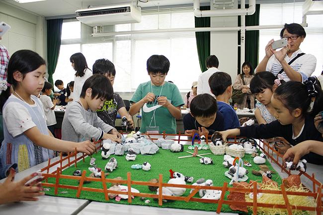 楽しみながら子供の数理感性・非認知能力を磨く無料のイベント「第7回 ダヴィンチ☆マスターズ」が2018年4月22日(日)神戸大学で開催!「ダヴィンチマスターズ」はゲームや実験などの体験型学習「アクティブラーニング」をとおして、子供の「好き!」が見つかるイベントです。