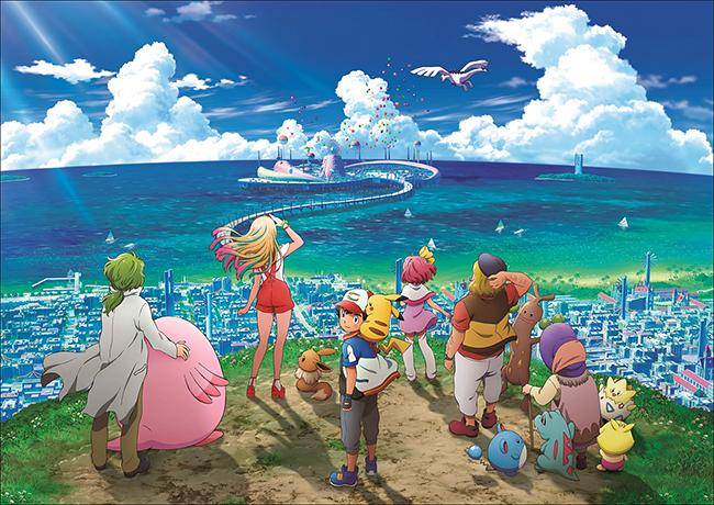 子供たちに大人気、ポケモン劇場版がこの夏公開!2018年7月13日(金)全国東宝系にて「劇場版ポケットモンスター みんなの物語」がロードショー!映画「劇場版ポケットモンスター みんなの物語」の作品紹介。