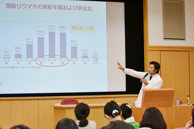 「リウマチは子育て世代の罹患率がもっとも高い」という湯川リウマチ内科クリニックの湯川宗之助院長。日本では2003年から「生物学的製剤」が使用できるようになりリウマチの治療は劇的に変化。リウマチに煩わされない生活が送れるように!湯川宗之助院長にインタビュー!