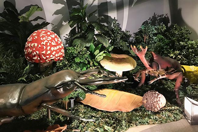 子供たちに大人気!動物とふれあえる屋内型パーク「Orbi Yokohama(オービィ横浜)」は、2018年7月1日(日)〜9月30日(日)まで『変身!昆虫スゴわざ展2018』を開催!「昆虫の世界」をテーマに、昆虫になりきってミッションに挑戦する体験型コンテンツが満載のイベントです。