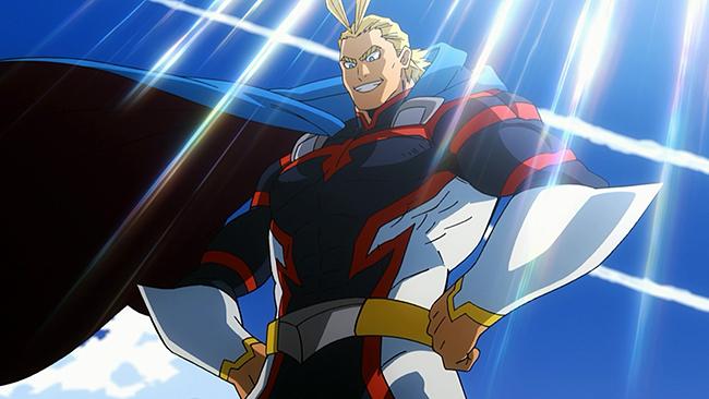 2014年7月から週刊少年ジャンプで連載、テレビアニメも放送されている、子供たちに大人気の漫画「僕のヒーローアカデミア(ヒロアカ)」(原作:堀越耕平)初の劇場版「僕のヒーローアカデミア THE MOVIE 〜2人の英雄〜」が2018年8月3日(金)全国公開!
