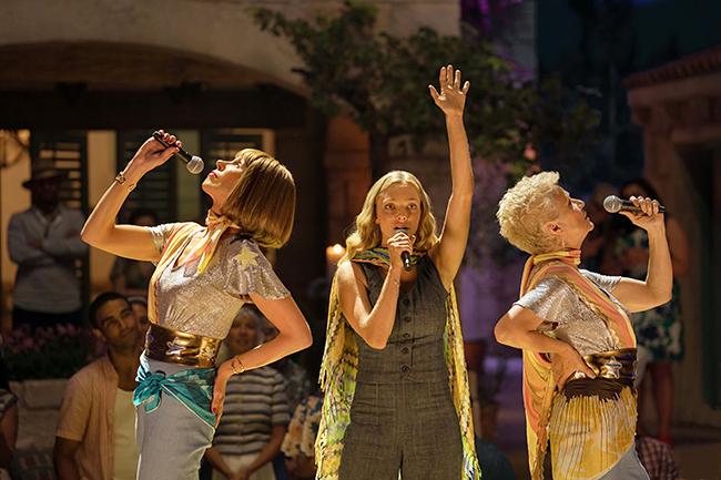 子供と一緒に観たい!2018年8月24日(金)全国ロードショー!感動のミュージカル・ラブコメディ『マンマ・ミーア! ヒア・ウィー・ゴー』(2D・字幕版)の感想、作品紹介、映画レビュー!