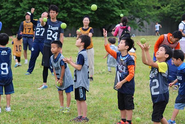 埼玉西武ライオンズOBは2018年9月23日(日)、埼玉県・狭山市の狭山台中央公園で子供と一緒に親子で楽しめるキャッチボール体験イベント「キャッチボール体験教室」を開催!ただいま参加者募集中!