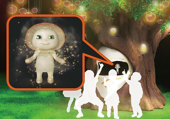 激流すべりや雲に乗って冒険遊びができるバンダイナムコの最新デジタルプレイグラウンド「屋内・冒険の島 ドコドコ」が、2018年10月11日(木)立川髙島屋S.C.(東京・立川)にオープン!子供たちが思い描く、夢いっぱいの冒険遊びが楽しめます。