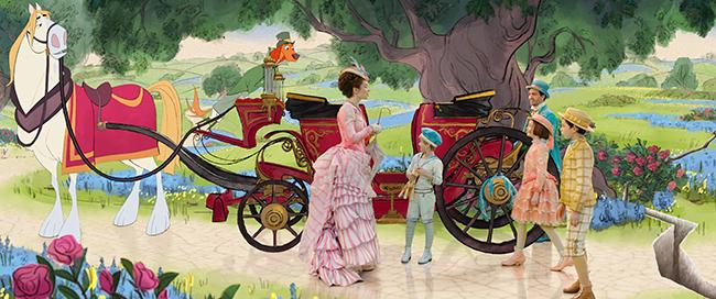 55年ぶりにスクリーンに戻ってくる『メリー・ポピンズ リターンズ』が2019年2月1日(金)全国公開! 日本公開前日の1月31日(木)、フィギュアスケーターの浅田真央さんによる「メリー・ポピンズ リターンズ前夜祭」が開催!オリジナル・パフォーマンス「魔法のエキシビション」をお披露目!