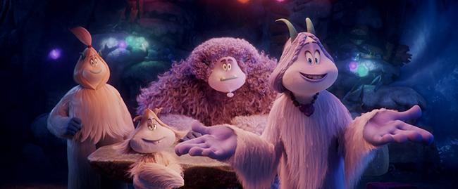 『ミニオンズ』スタッフが贈る歌って笑えて癒されるミュージック・ファンタジー映画「スモールフット」が2018年10月12日(金)新宿ピカデリー他 ロードショー!映画「スモールフット」の映画紹介、スモールフットの感想、映画レビュー。子供と一緒に親子で観るのにおすすめ!