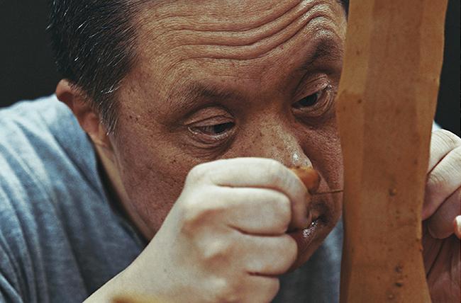 2018年11月10日(土)シアター・イメージフォーラムにて公開される映画「地蔵とリビドー」の笠谷圭見監督が、障がい者アート、映画に込めた想いについてのトークイベントを開催。「障がい者へのタブーを潰さないと次のヒントにつながらない」という言葉には、彼らとの関わり方を改めて考えさせてくれる。
